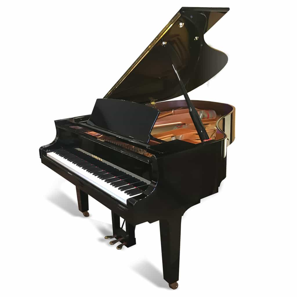 yamaha grand piano g2 model 12495 obo rebuilt by