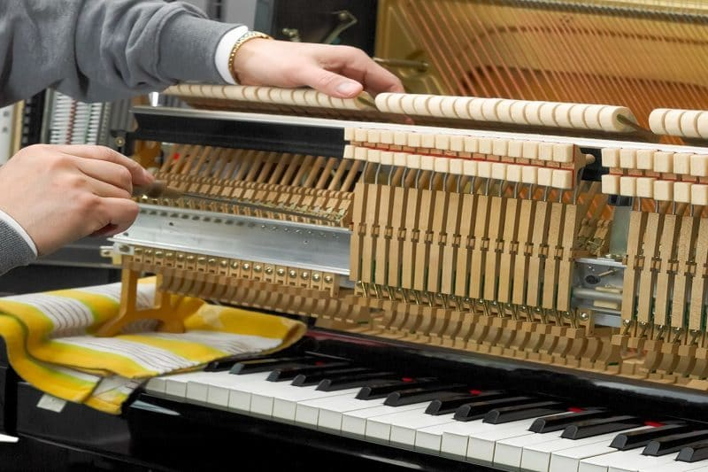 Where Pianos Are Made
