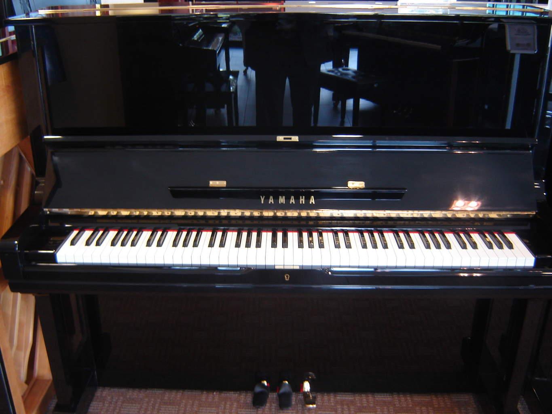 Used yamaha u3 upright piano 6245 merriampianos for 1970 yamaha upright piano