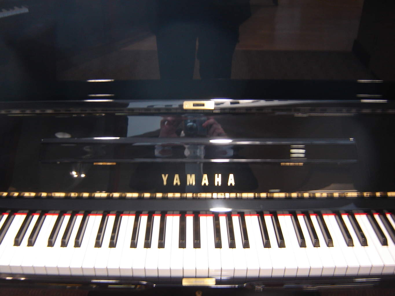 Used yamaha u1 upright piano 4495 merriampianos for Yamaha music school locations