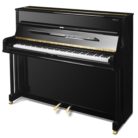 yamaha upright piano lu101 only 3390 mint merriampianos. Black Bedroom Furniture Sets. Home Design Ideas