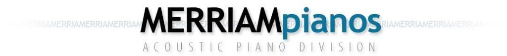 Merriam Pianos