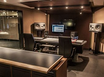 merriam productions studio b - recording studio toronto