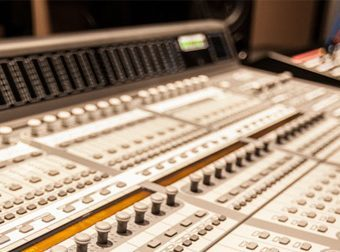 recording studio toronto protools mixer