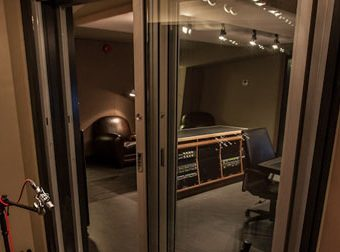 recordings studio toronto iso room
