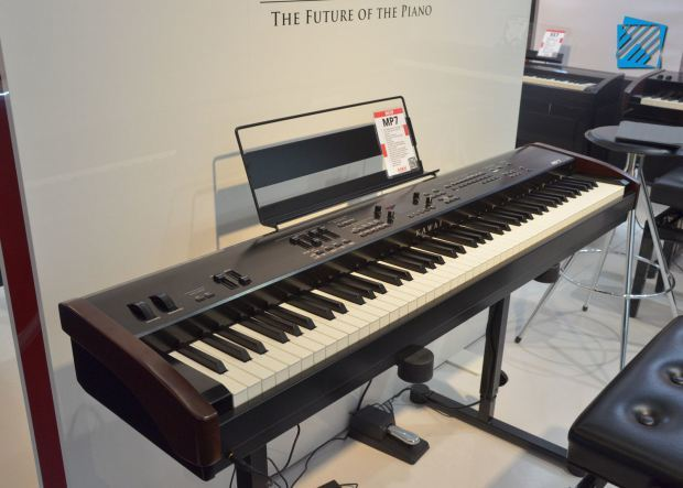 kawai mp7 stage piano only 2199 in canada merriampianos. Black Bedroom Furniture Sets. Home Design Ideas