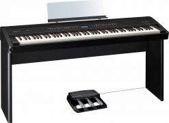 Roland FP80 with stand at Merriam Pianos