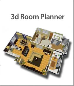 3d Room Planner Icon