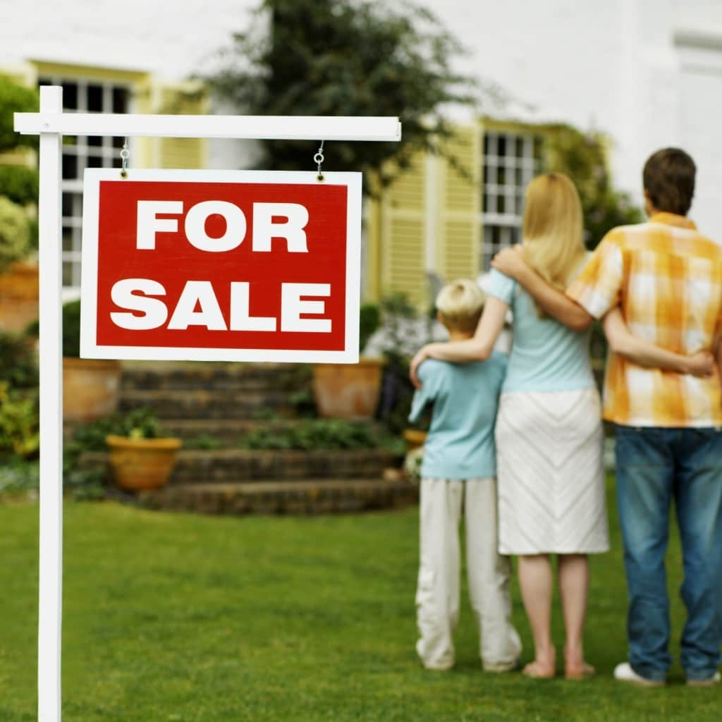 Toronto Family staging their home for sale