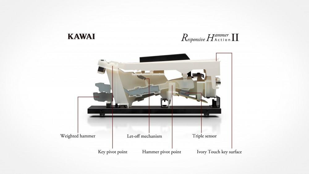 what makes the kawai ce220 stand out in its price range. Black Bedroom Furniture Sets. Home Design Ideas