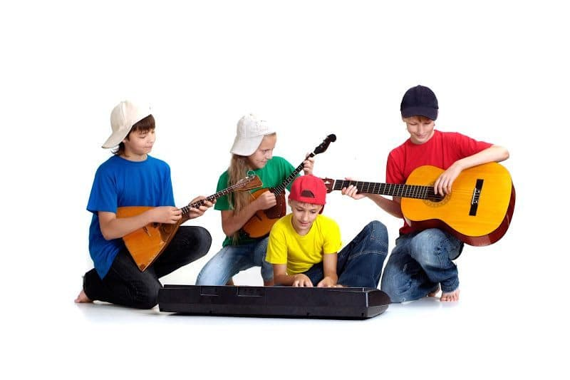 Music lessons for 5 year olds