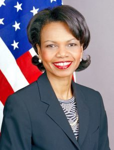 condolezza rice