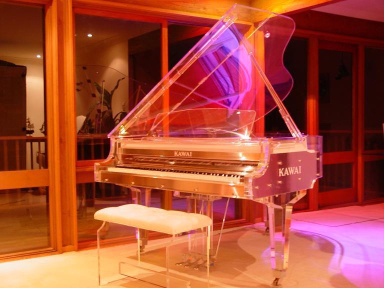 Crystal Piano