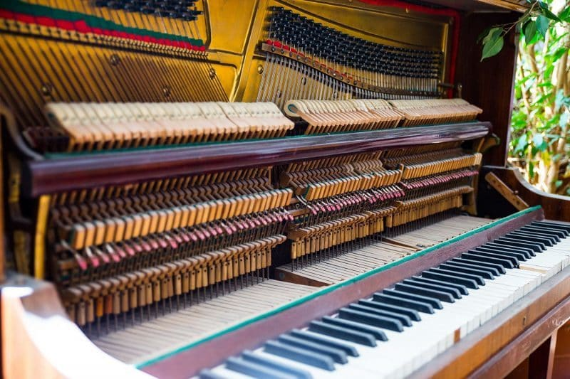 Piano Restoration and Rebuilding Services