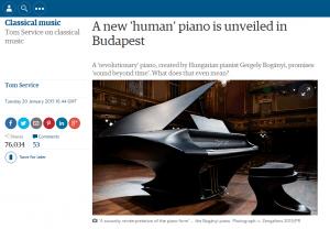 guardian human piano