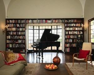 Grand Piano Livingroom
