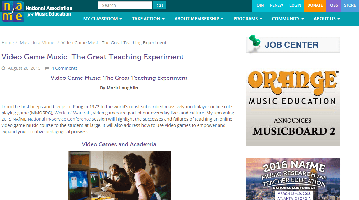 Online Music Education Games for Kids - Merriam Music - Toronto's