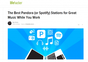 What's The Best and Worst Music For Boosting Productivity At