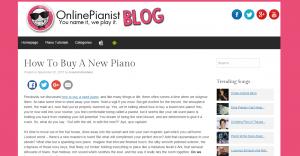 online pianist