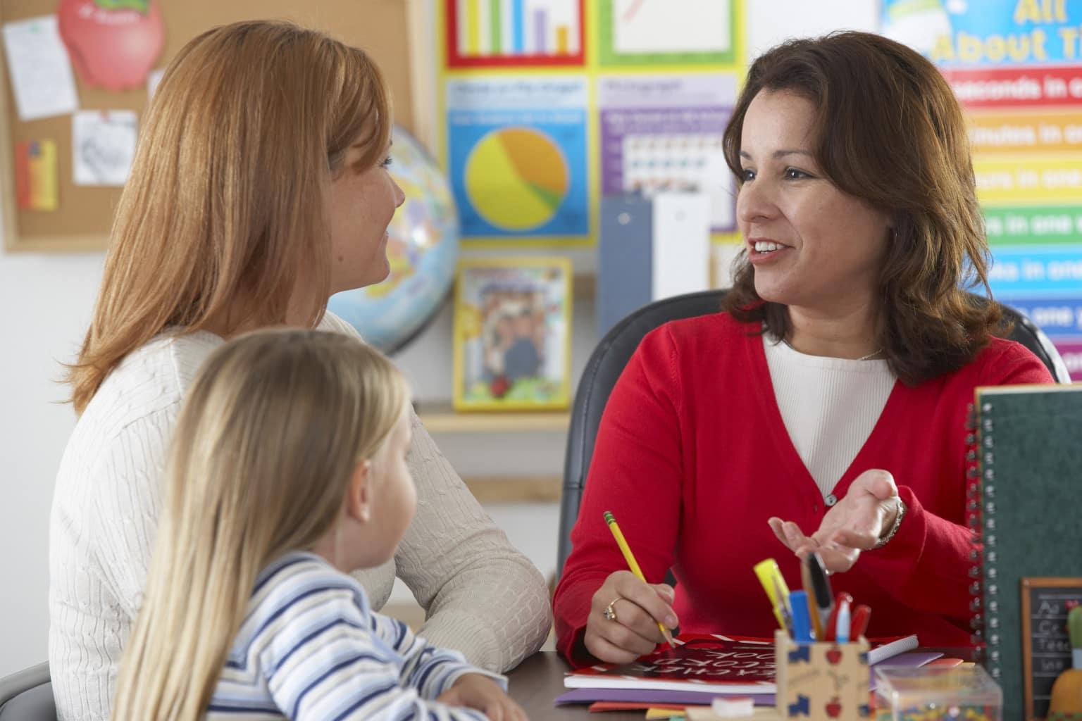 student parent teacher