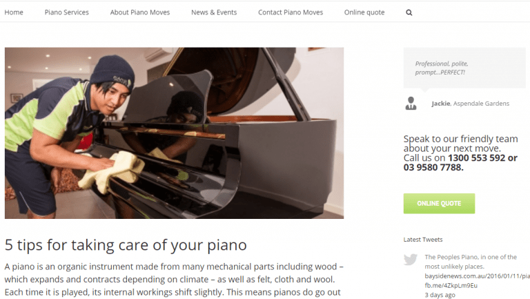 The Ultimate Guide to Piano Care - How often do I need to ...