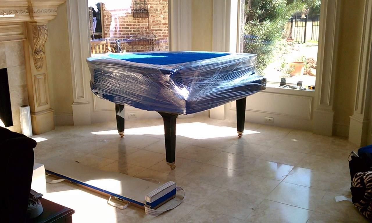 grand piano moving