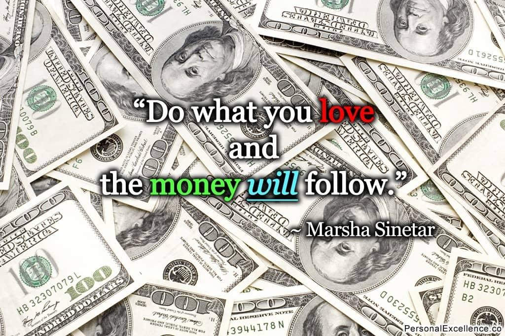 Marsha quote