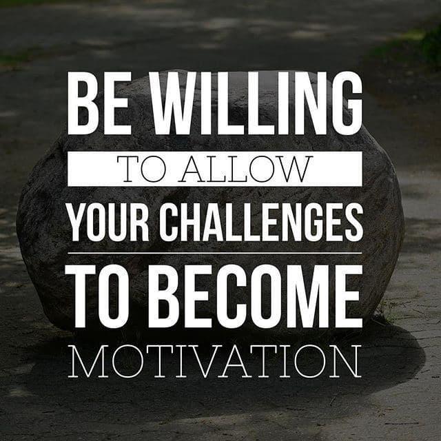challenges motivate