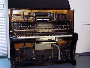 pianola structure