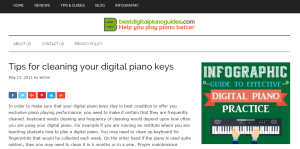 best digital piano guides