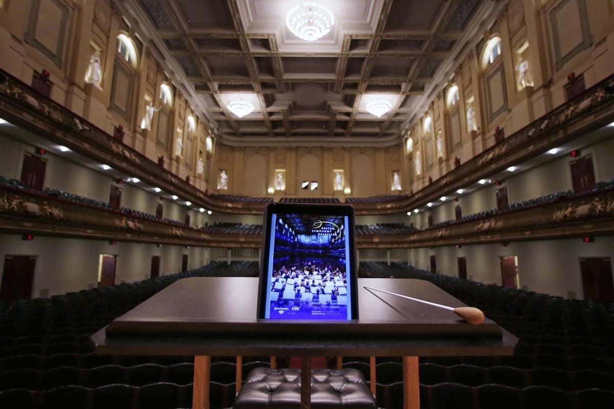 symphony iPads