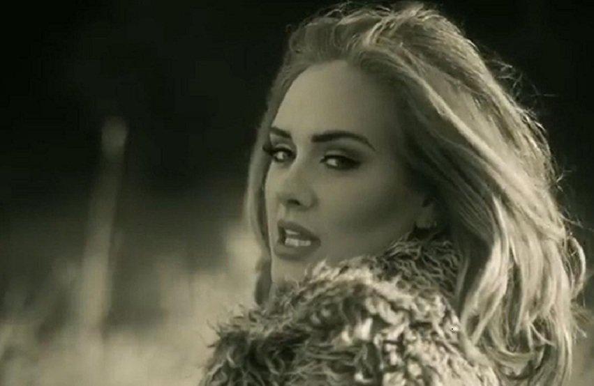 Adele Hello video