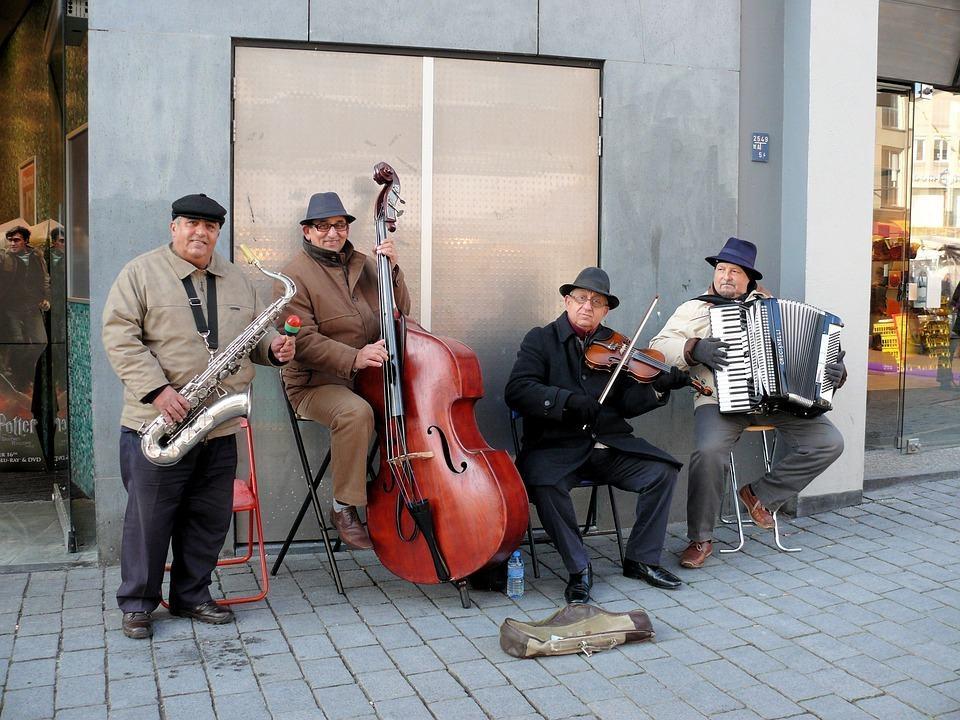street orchestra