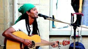 rasta singer