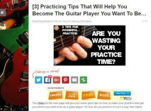 guitar practice 3