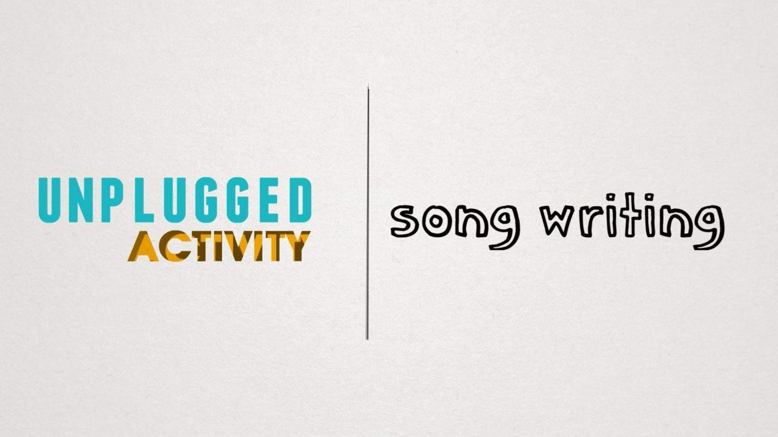 songwriting logo