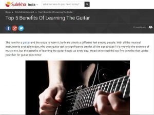 5 life lessons only your guitar can teach you 2