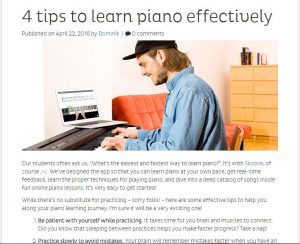 how should i learn piano (art 2)