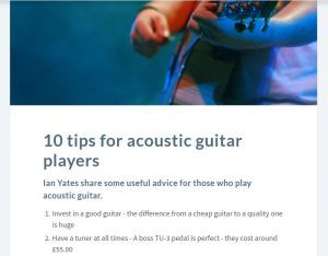 10 Reasons Why You should Play Classic Guitar Beginning Today 3