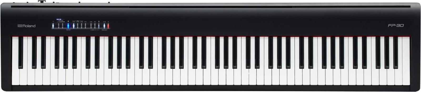 Roland FP 30 Digital Piano - Black