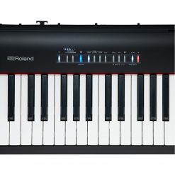 Roland FP 30 Digital Piano - Closeup - Black