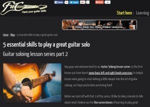 guitar solos 1