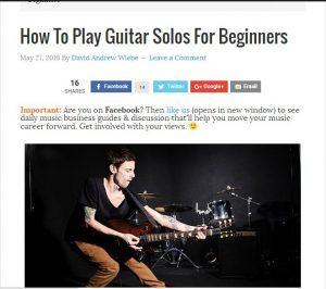 guitar solos 3