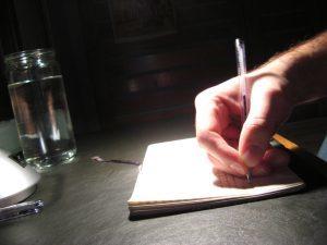 composing a song