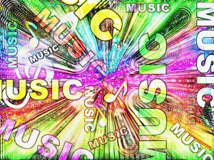 music artwork