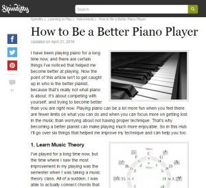 Back to Basics - The Unforgettable Lessons Every Pianist Swears By