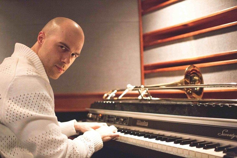 Steve Tripak at Piano