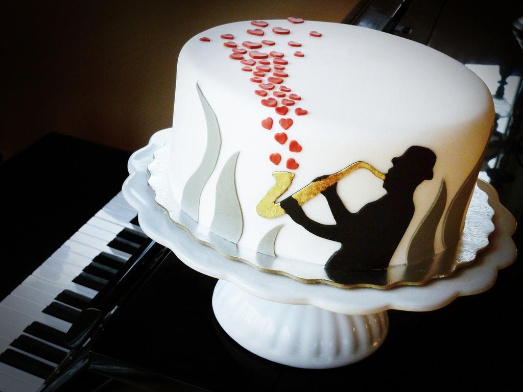 jazz cake