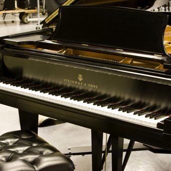 Steinwey and Sons piano