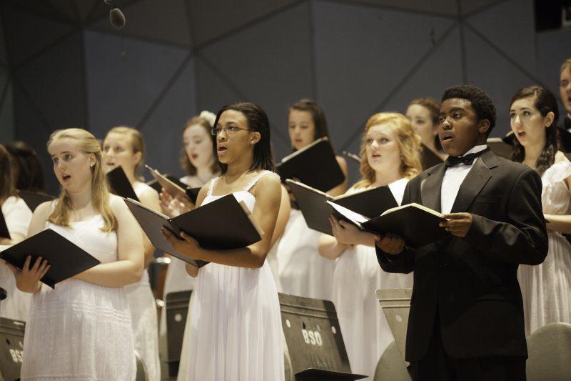 vocal choir singing